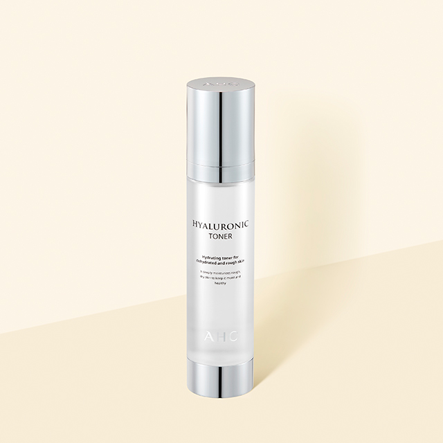 [AHC] Hyaluronic Toner 100 ml