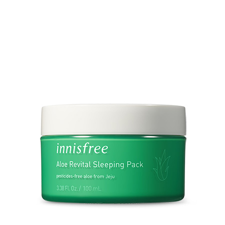Innisfree - Aloe Revital Sleeping Pack 100ml