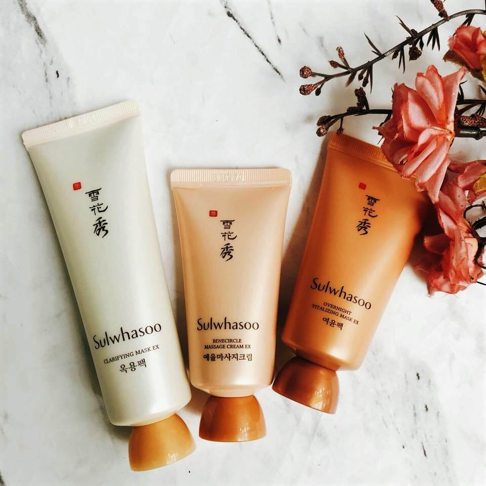 [Sulwhasoo] OPTION KIT MINI (3 ITENS)