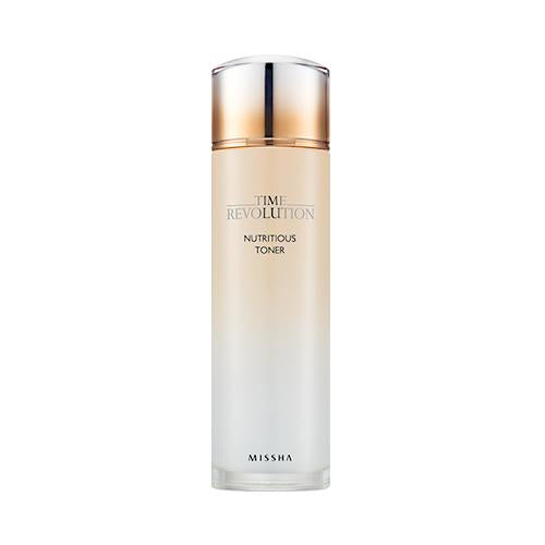 [MISSHA] Time Revolution Nutritious Toner - 150ml