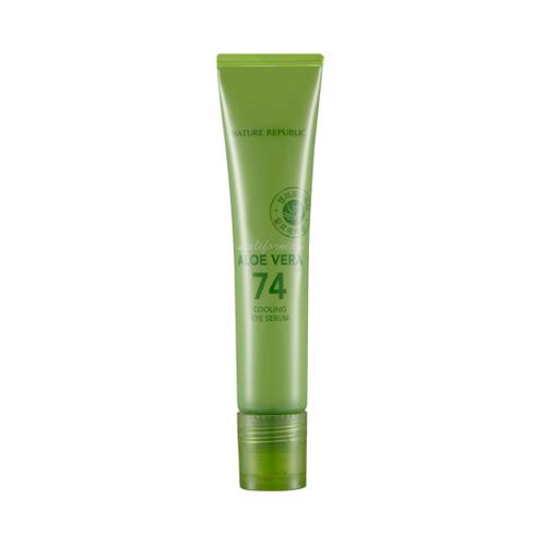 .[NATURE REPUBLIC] California Aloe Vera 74 Cooling Eye Serum - 15ml