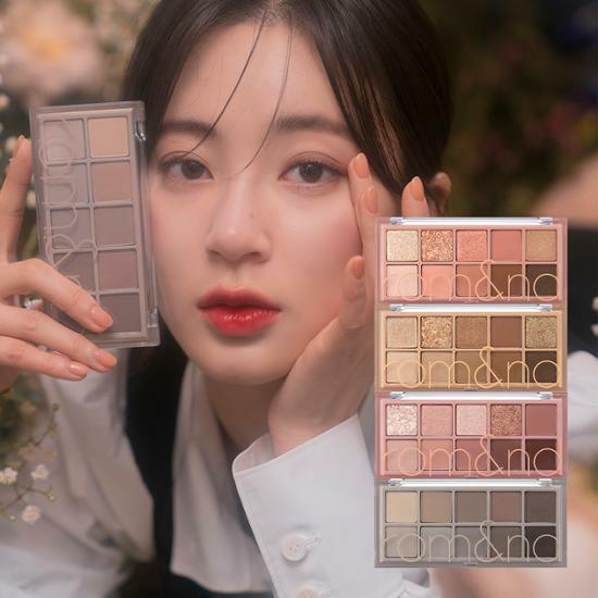 rom&nd - Better Than Palette The Secret Garden 10 Colors