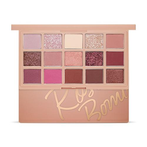 [ETUDE HOUSE] Play Color Eye Palette #Rose Bomb