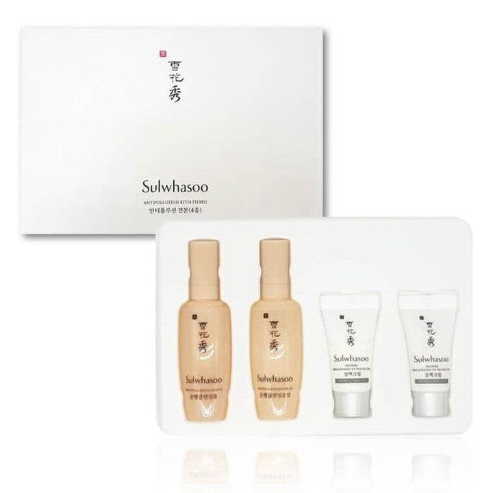 [SULWHASOO] ANTIPOLLUTION KIT TRAVEL SIZE