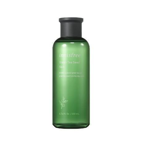 [Innisfree]  Green Tea Seed Skin Toner - 200ml