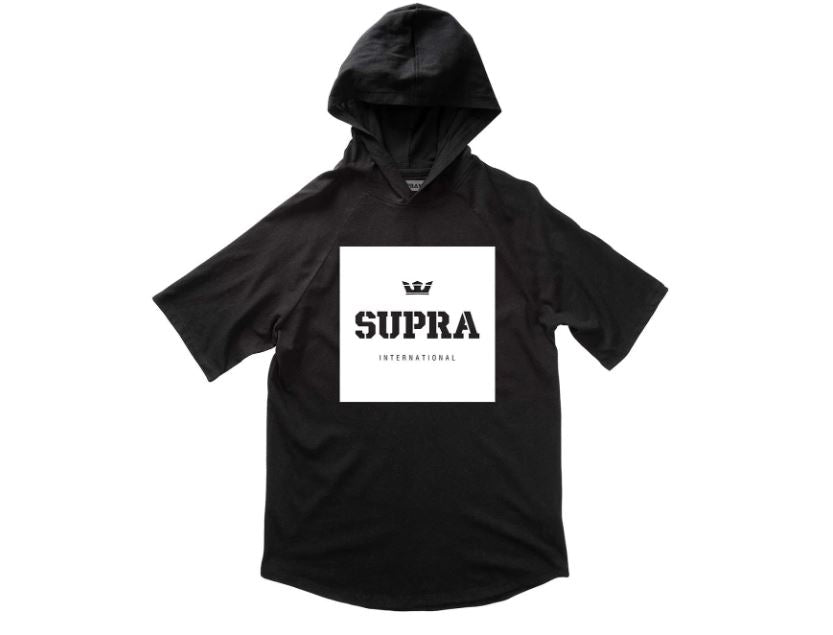 Polera Supra Mc Cg International S-S Hood Unisex