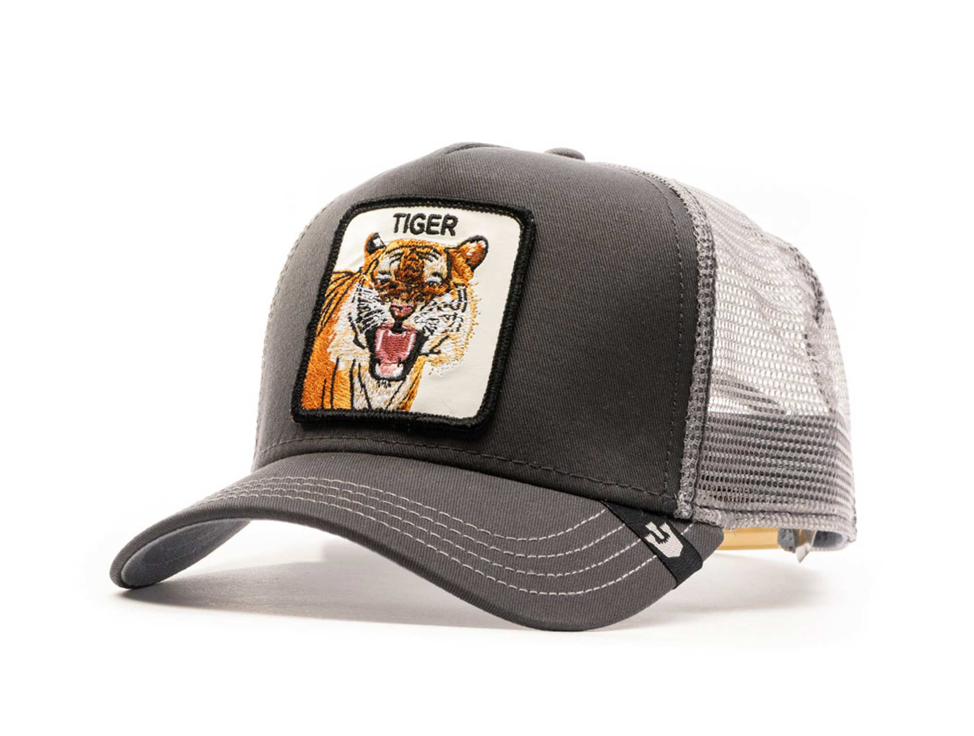 Jockey Goorin Bros Eye Of The Tiger Unisex Gris