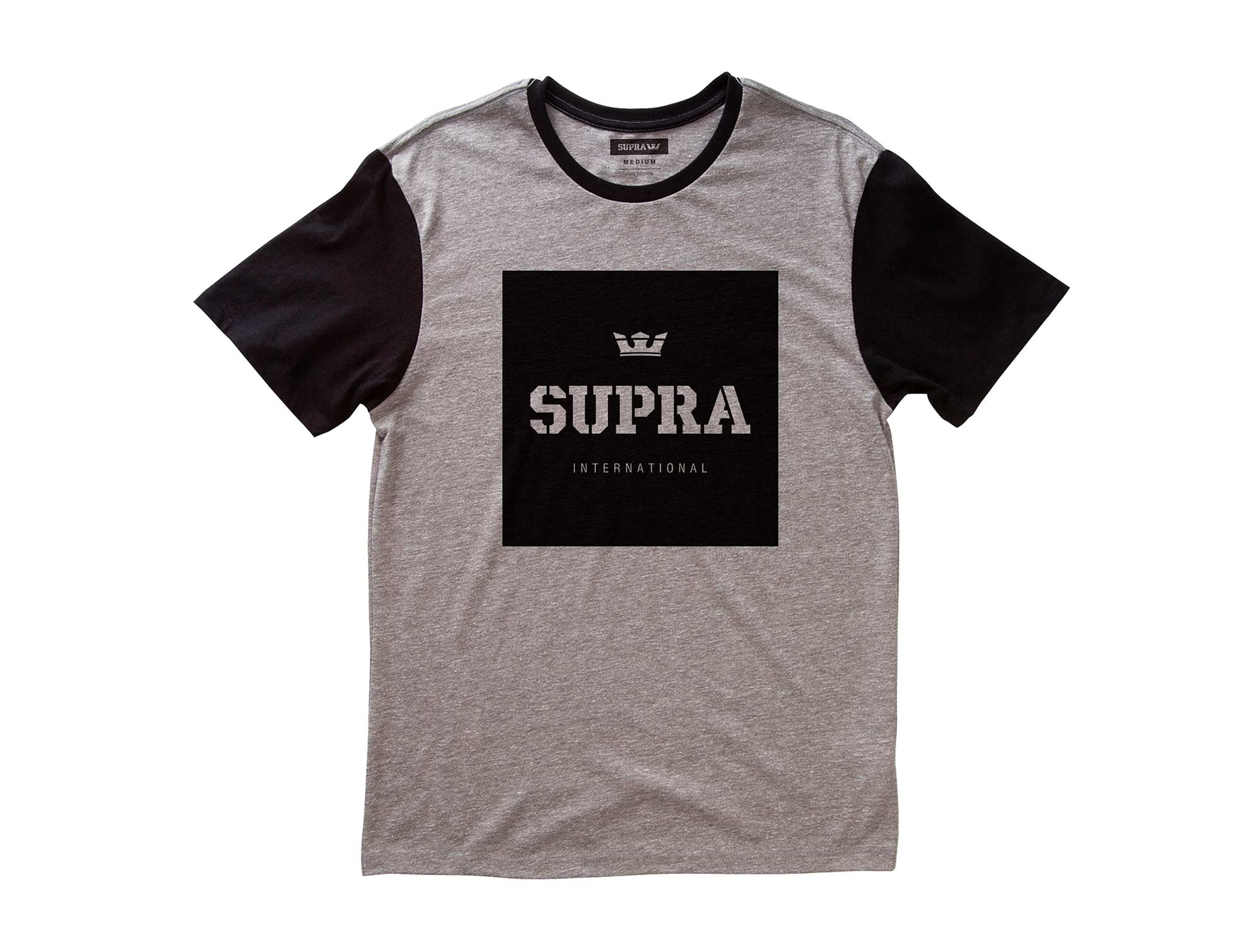 Polera Supra Mc International Unisex