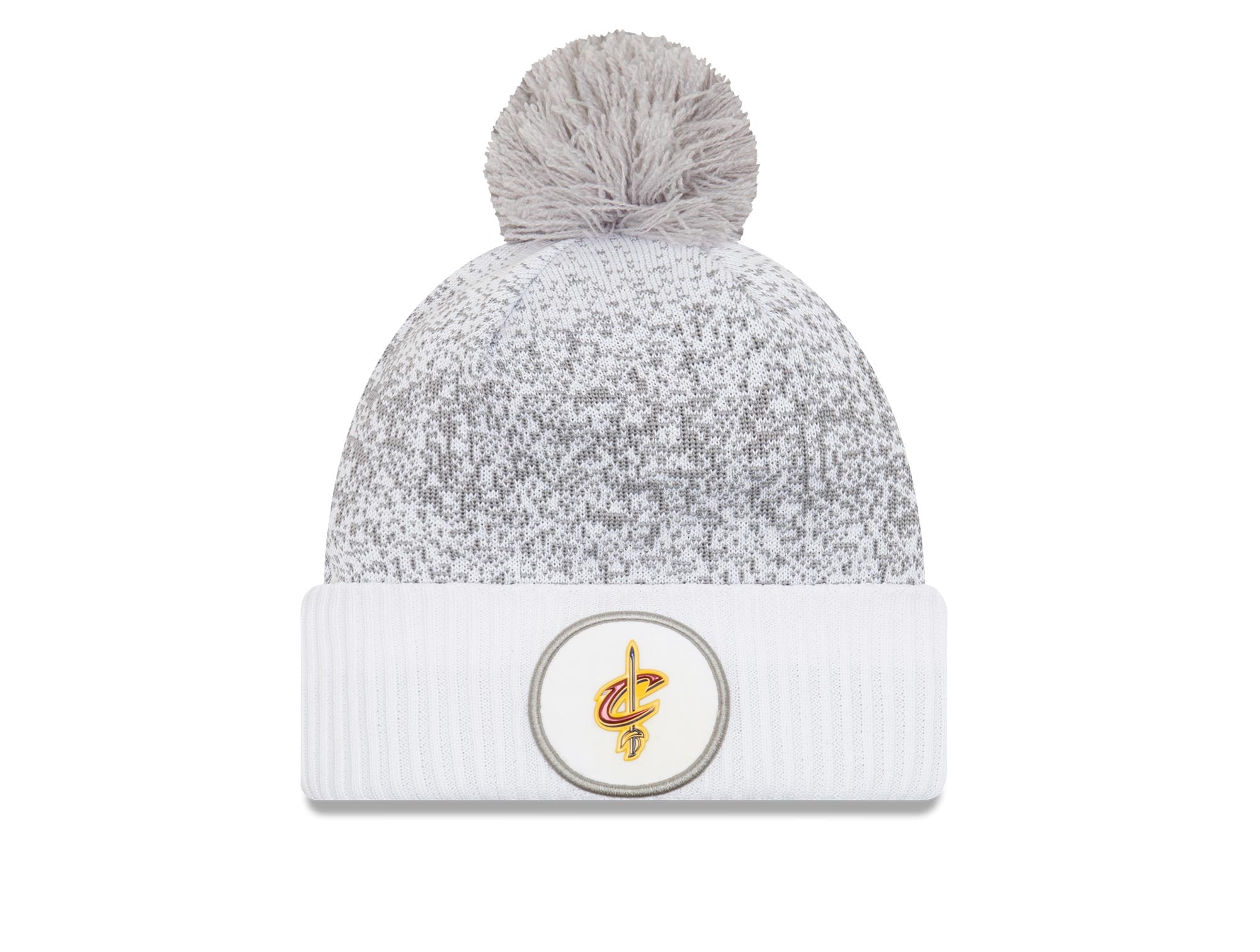 Beanie New Era Jr Nba17 Onc Pom Clecav Unisex