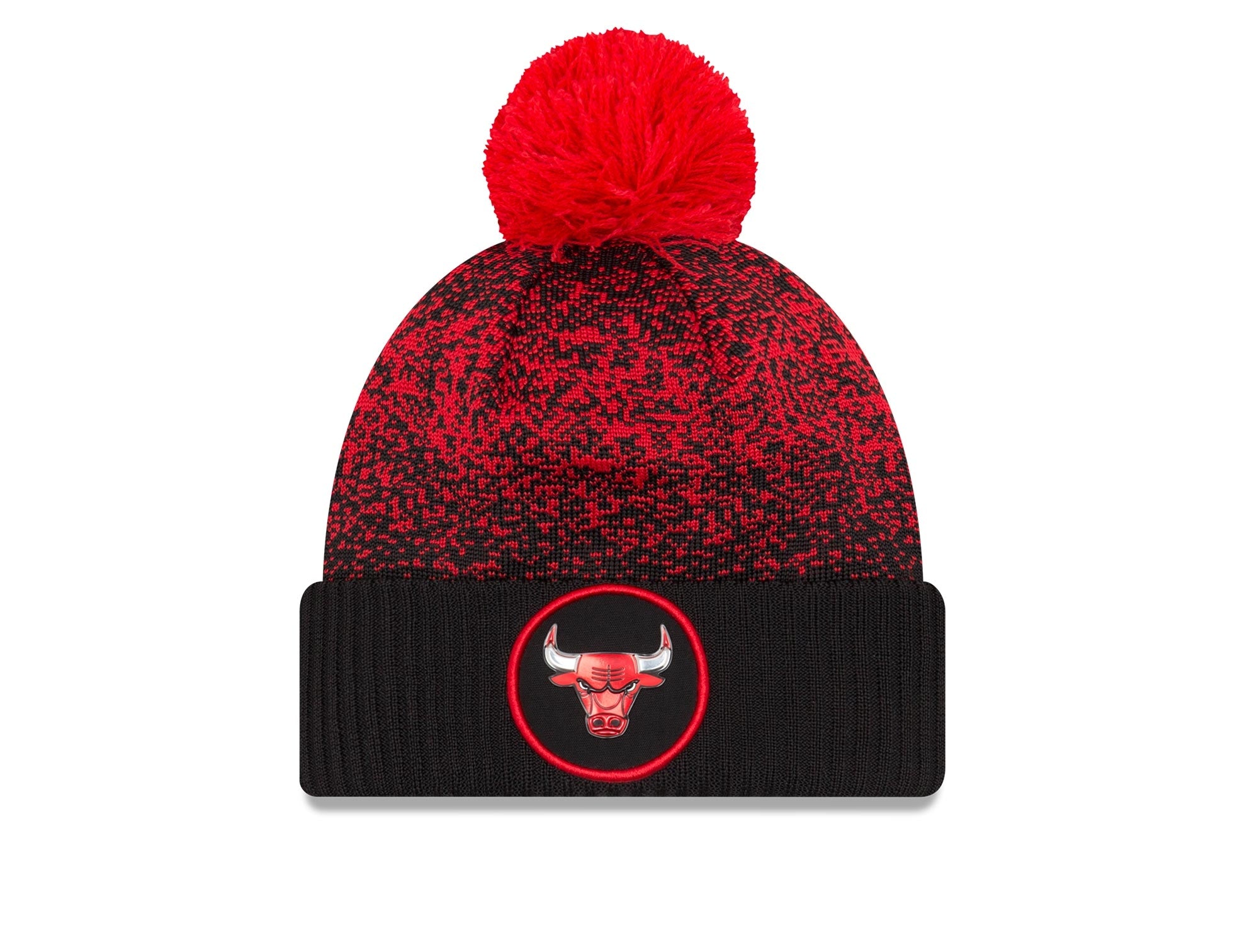 Beanie New Era Jr Nba17 Onc Pom Chibul Unisex