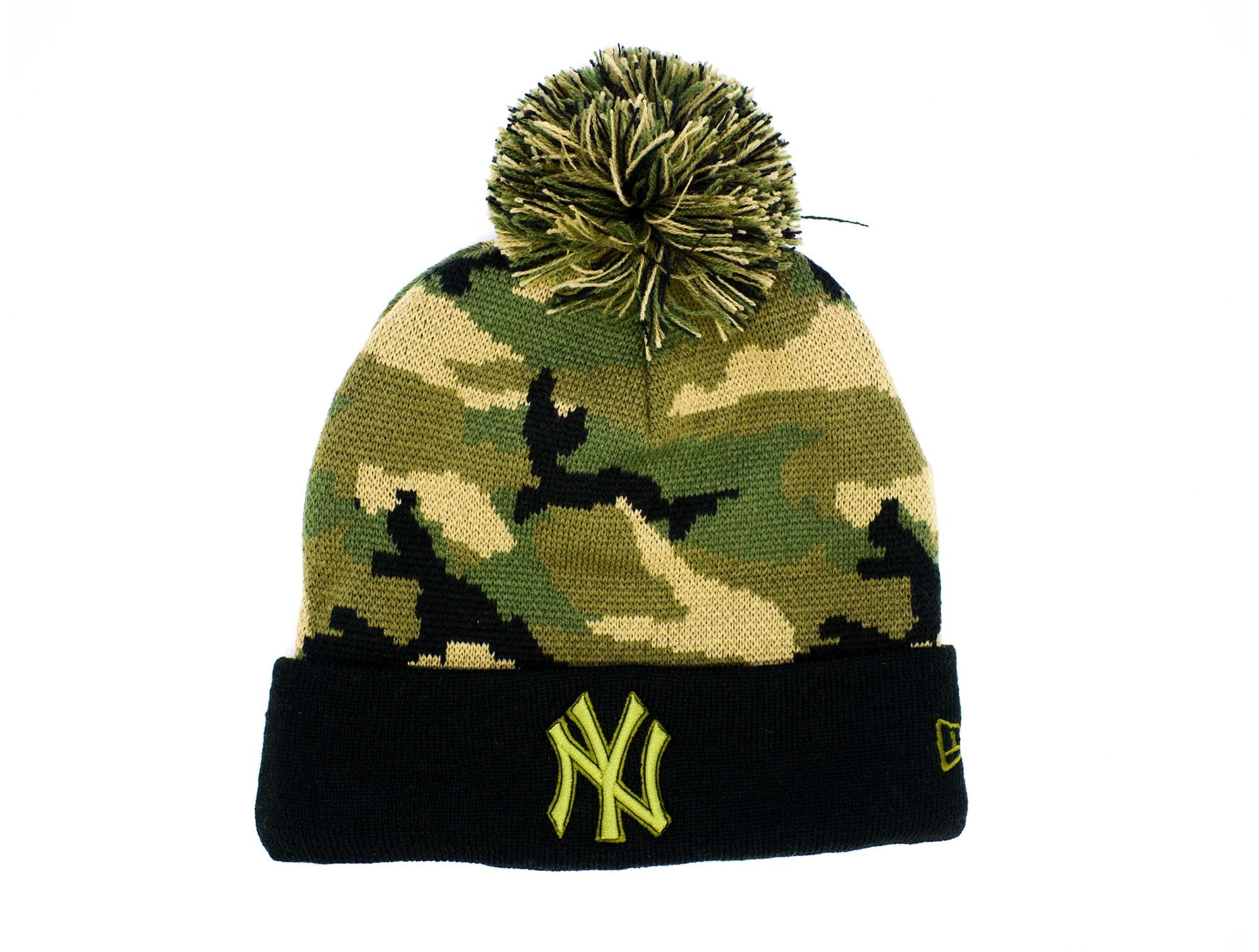 Beanie New Era Mlb New York Unisex