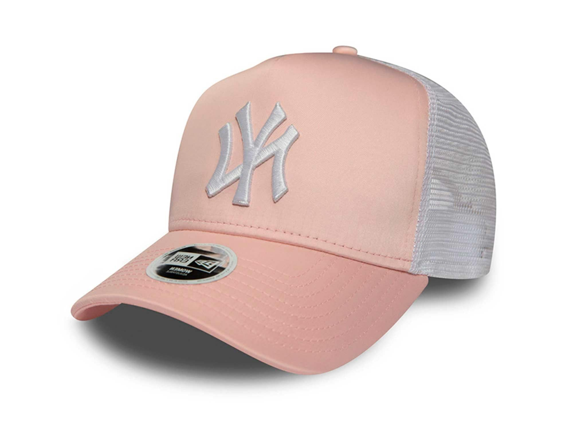 New Era Jockey New York Yankees Mujer Rosado