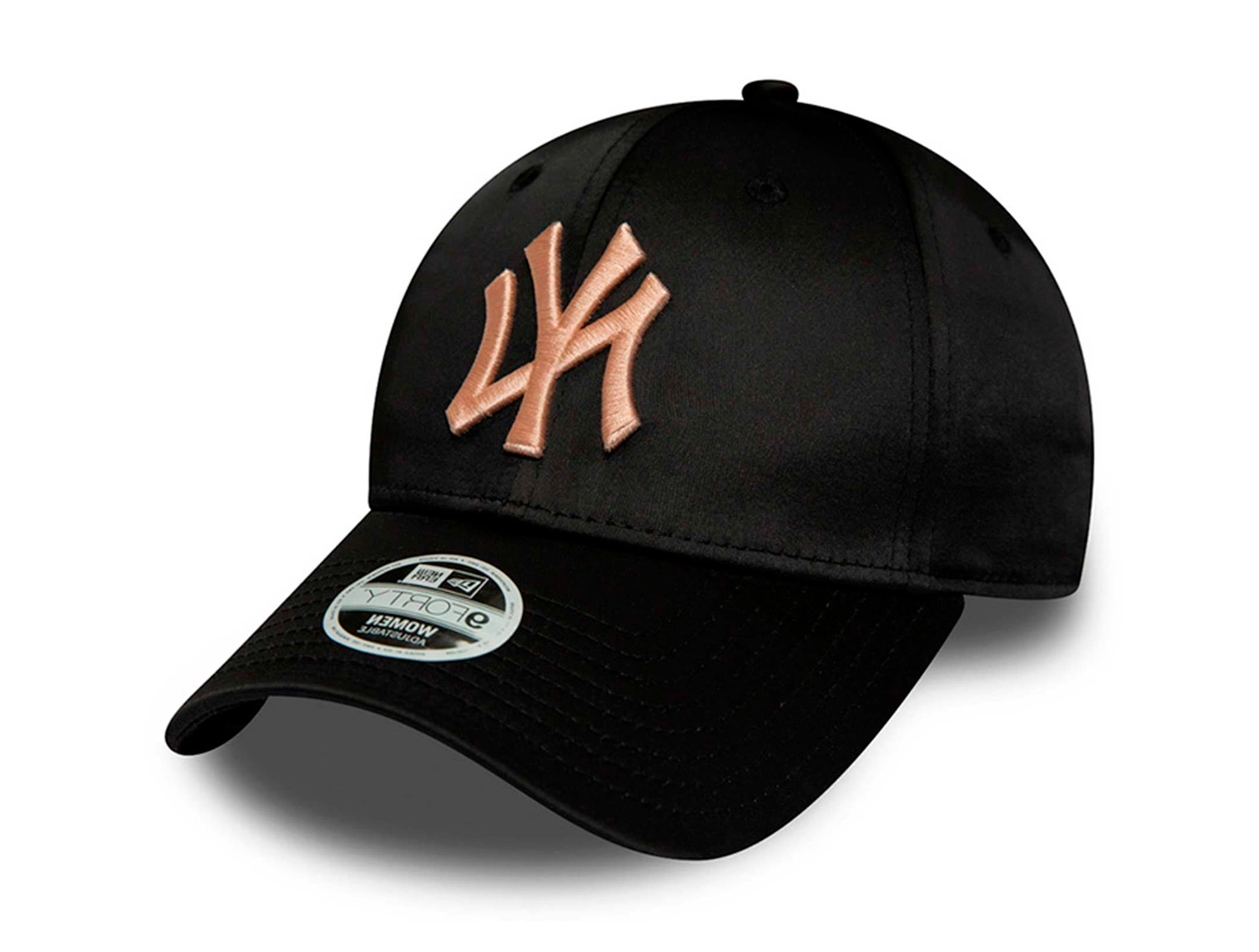 New Era Jockey New York Yankees Mujer Negro