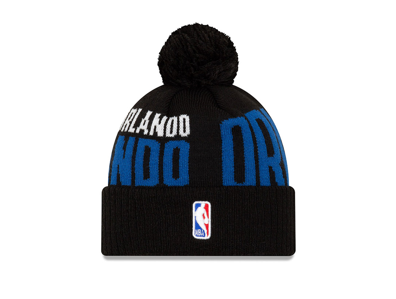 Beanie New Era Orlando Magic Unisex Negro
