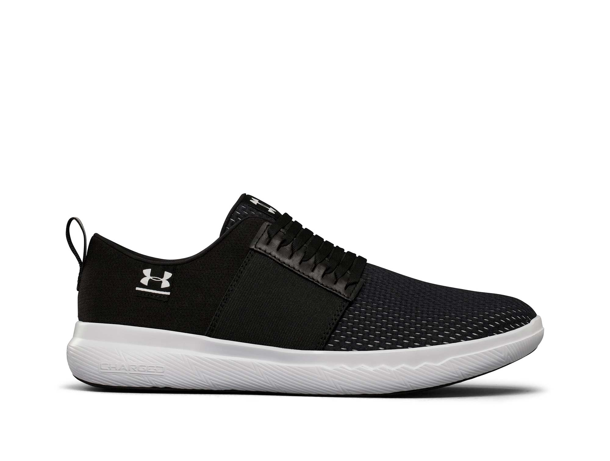 Zapatilla Under Armour Charged Hombre Negro