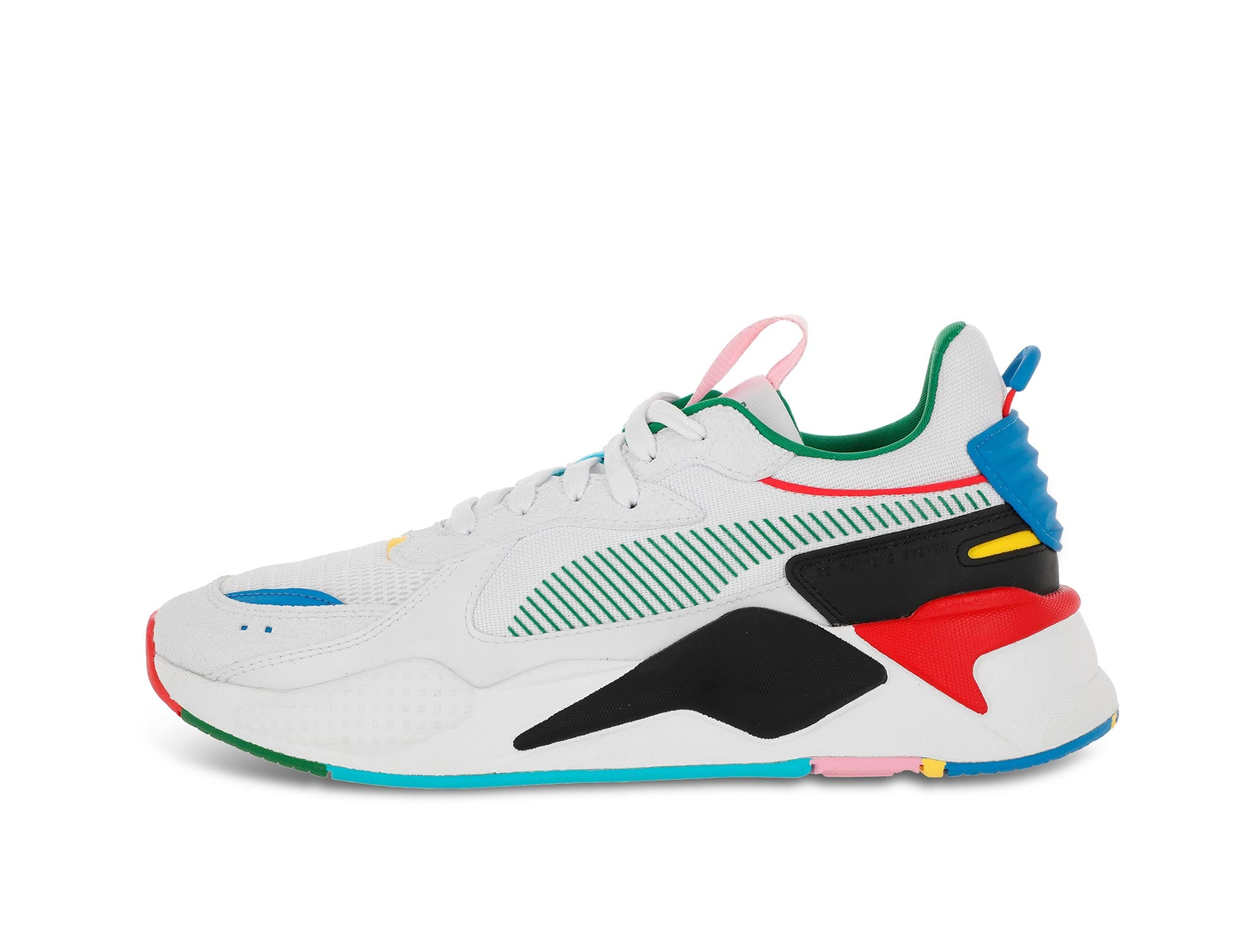 Zapatilla Puma Rs-X Intl Game Unisex Blanco