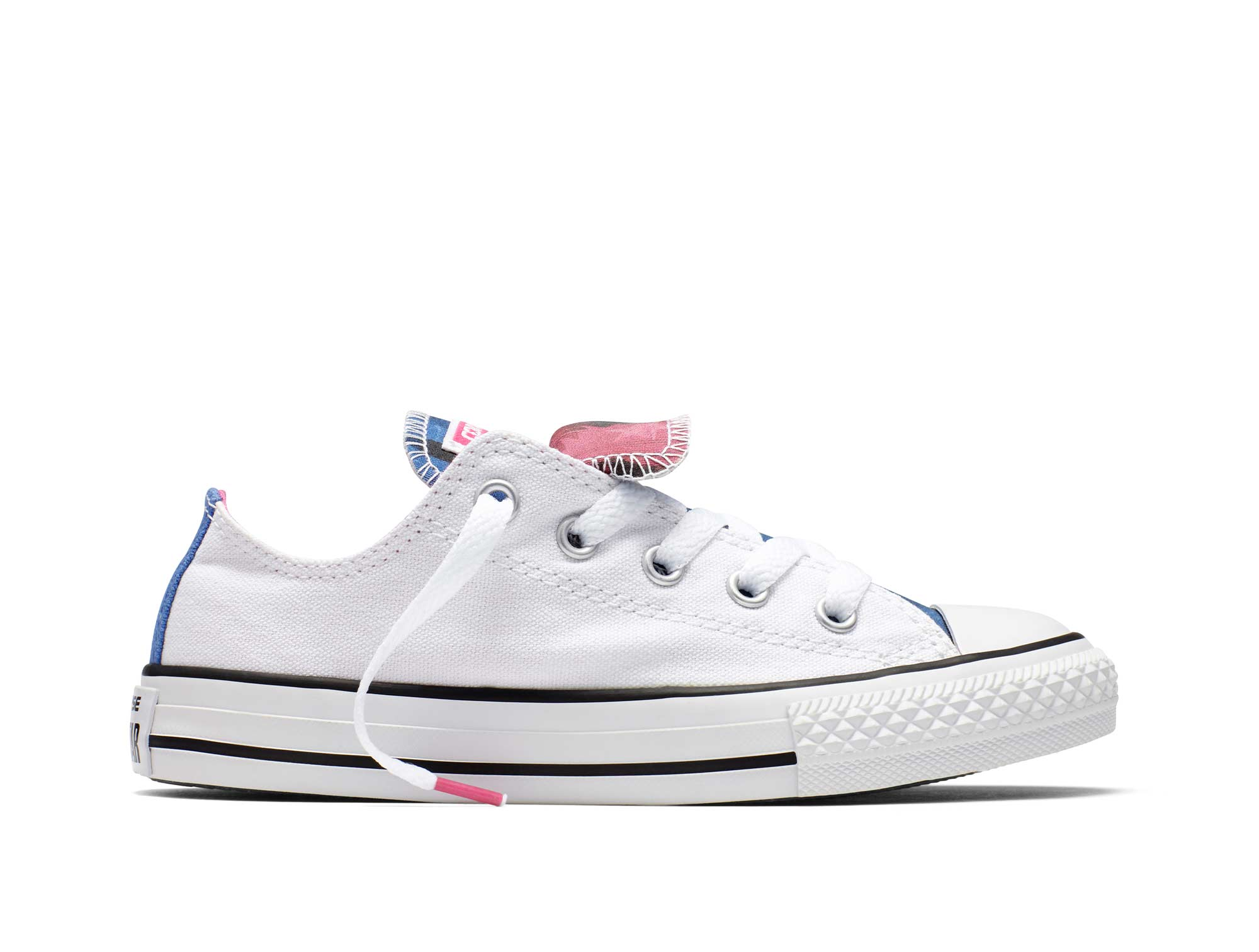 Zapatilla Converse Chuck Taylor Seasonal Junior Rosado