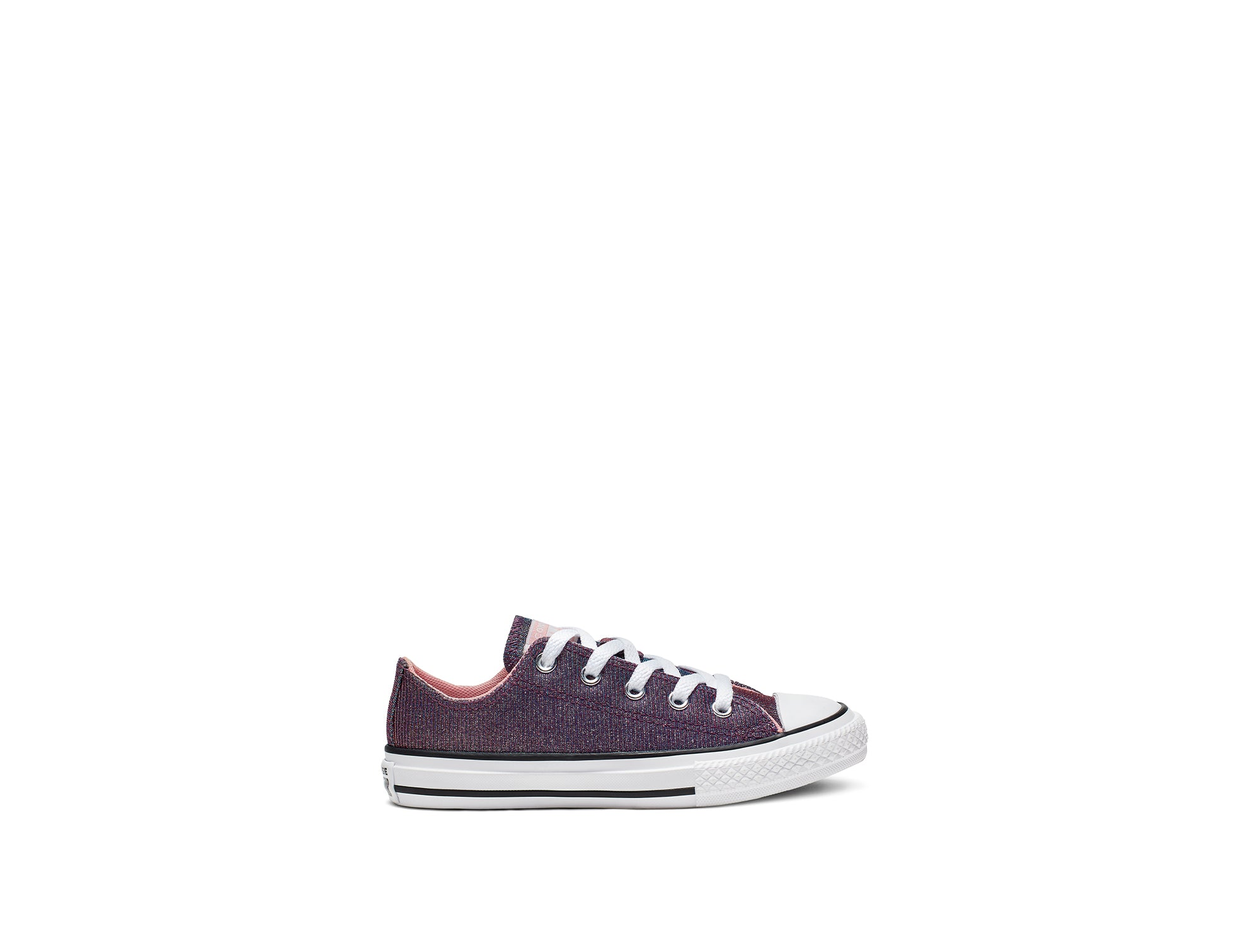 Zapatilla Converse Chuck Taylor All Star Junior Lila