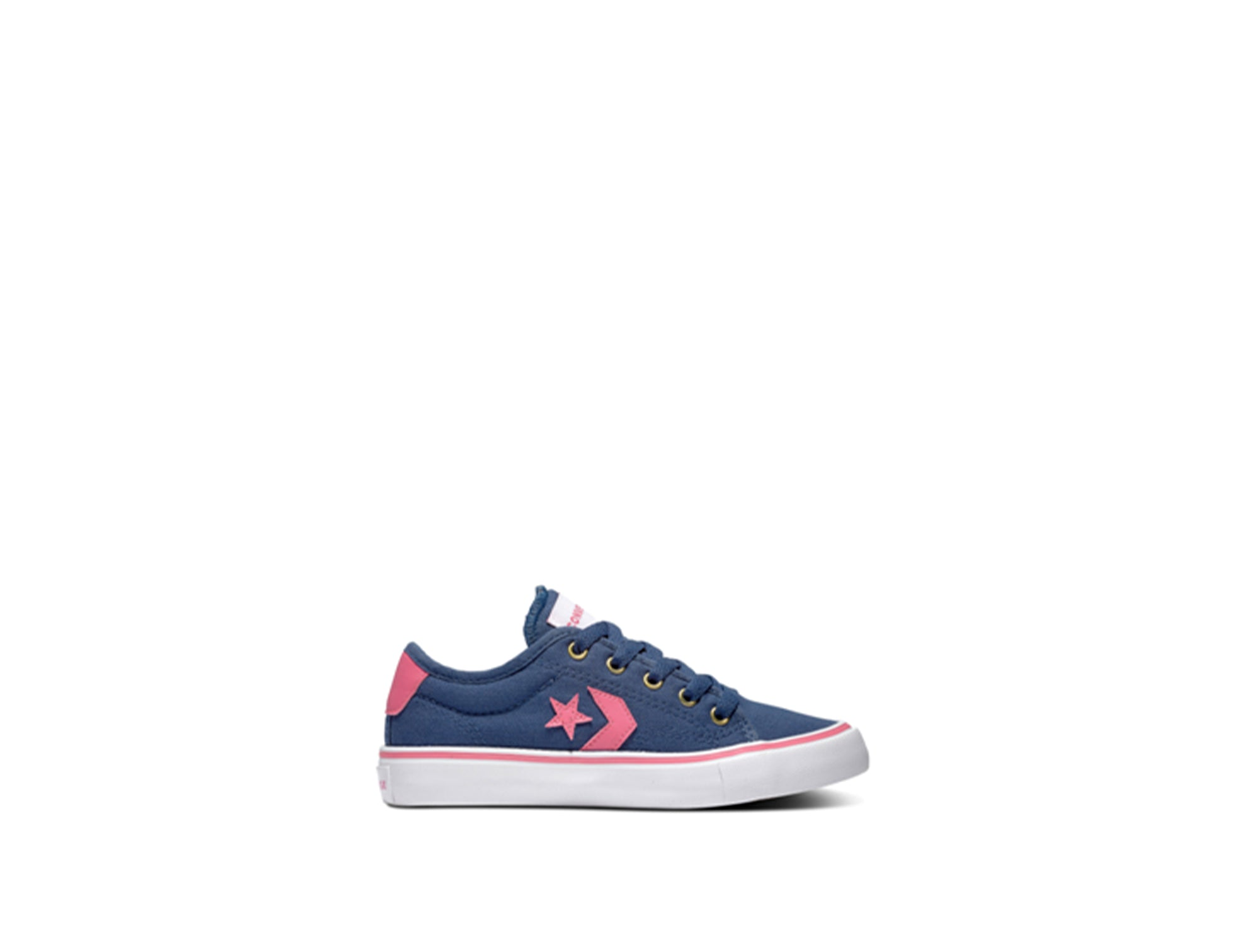 Zapatilla Converse Star Replay Junior Azul