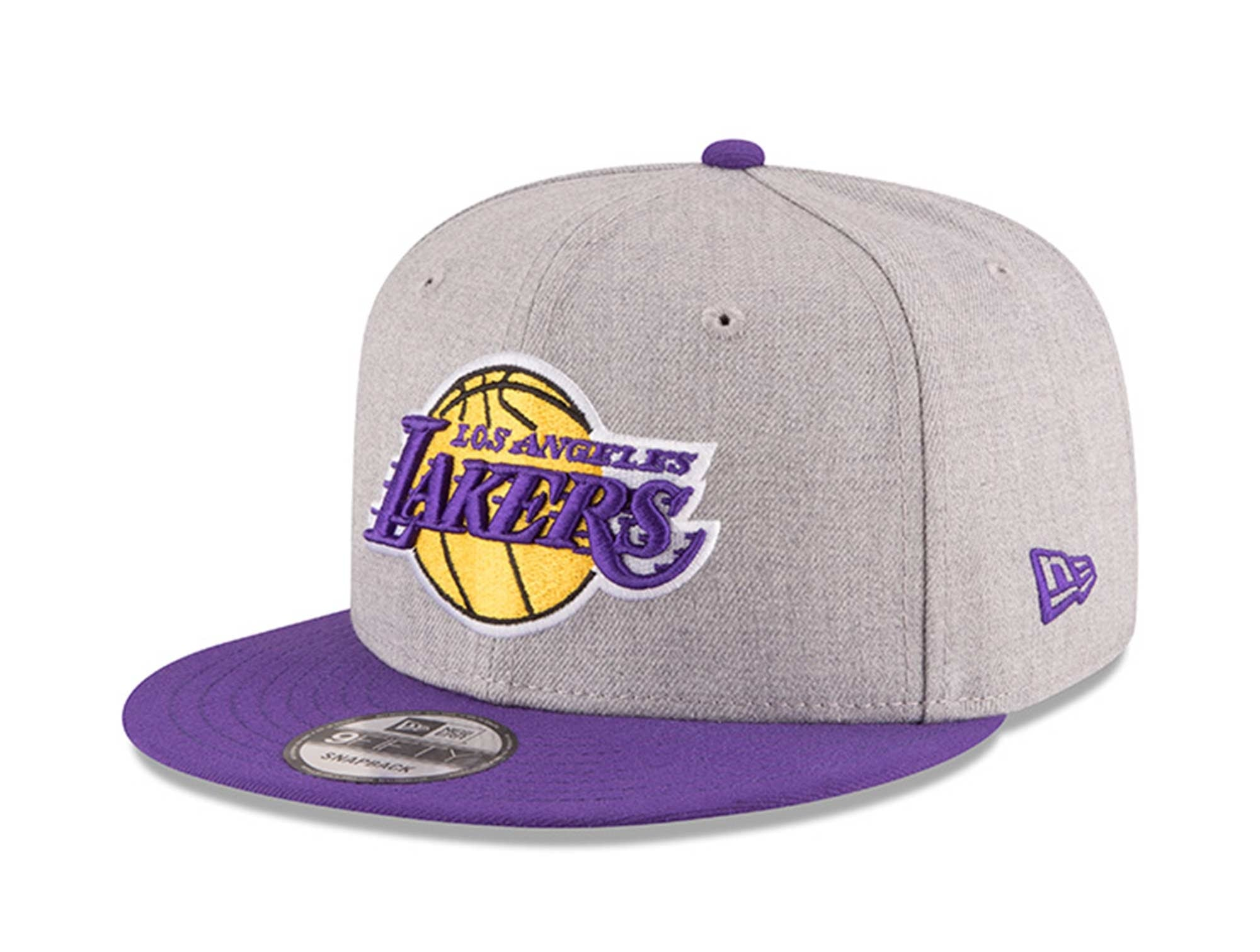 Jockey New Era Nba Los Angeles Lakers 950 Hombre