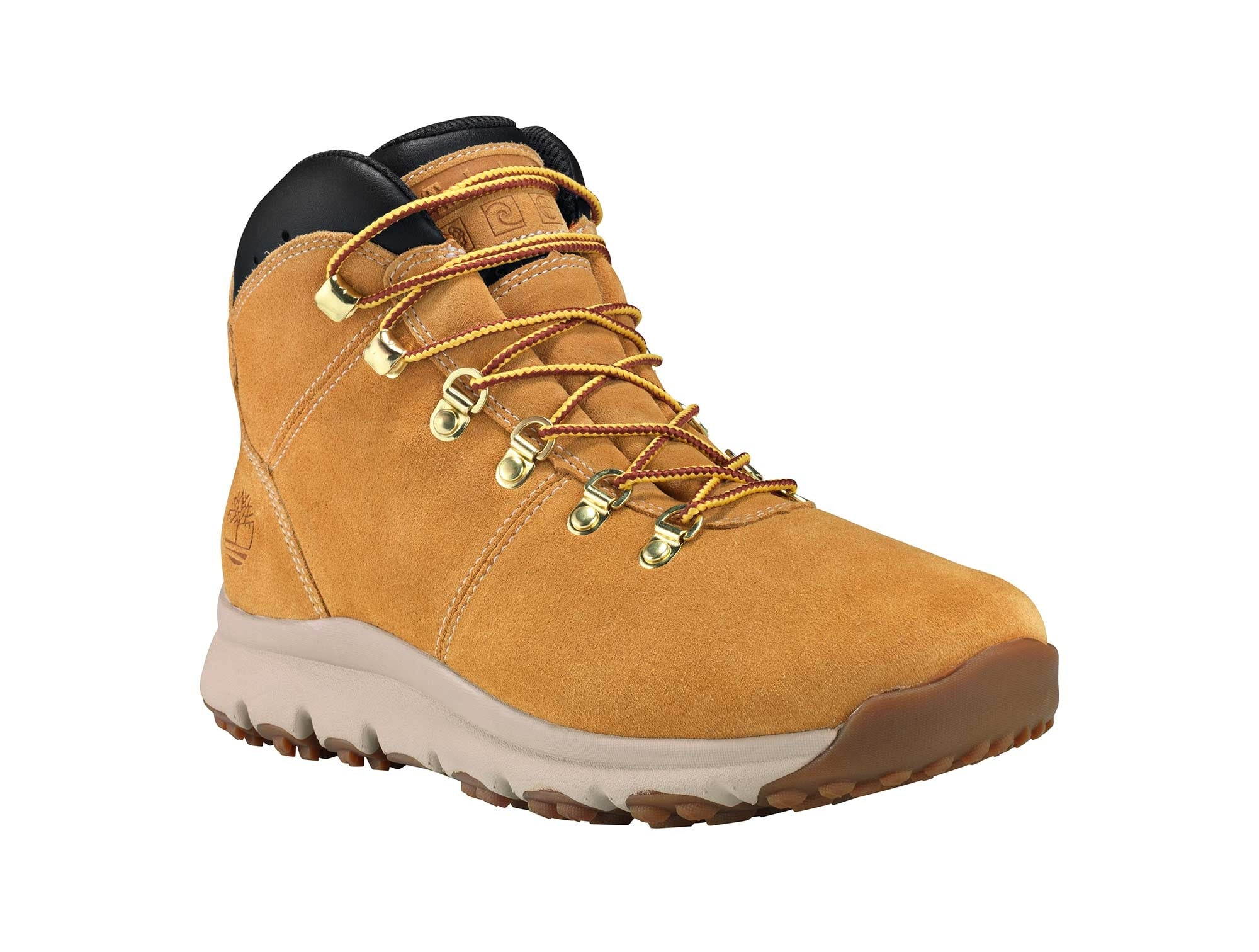Zapatilla Timberland World Hiker Hombre Cafe