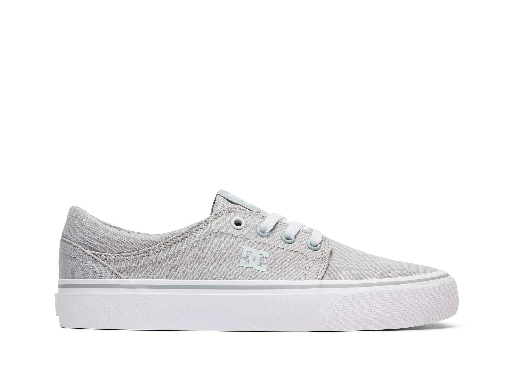 Zapatilla Dc Trase Tx Mujer Gris