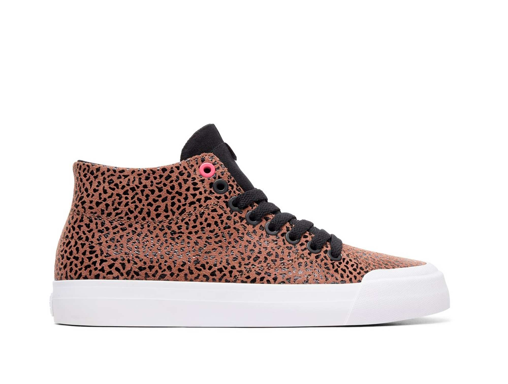 Zapatilla DC EVAN HI CHEETAH/BLA