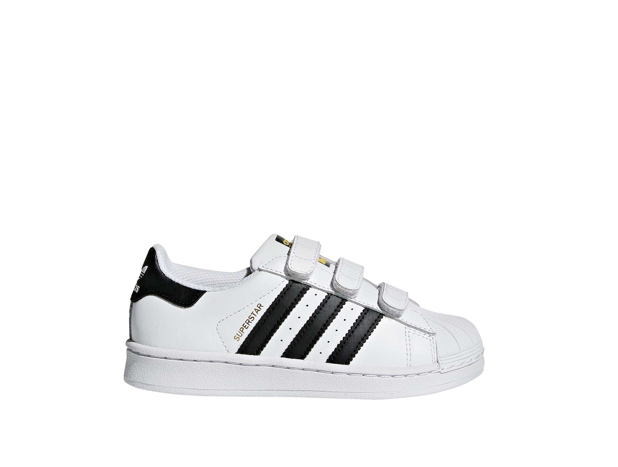 Zapatilla Adidas Superstar Foundation Junior