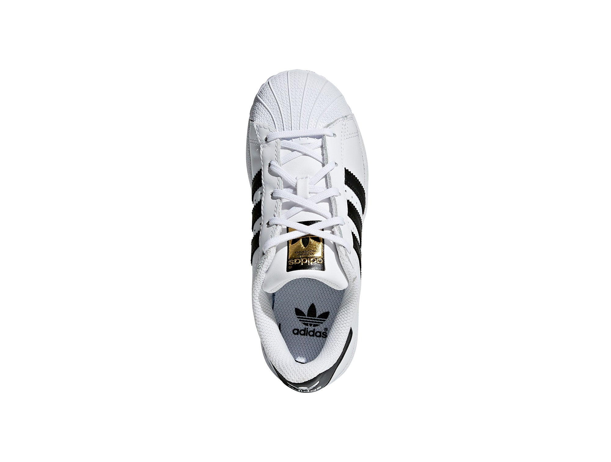Zapatilla Adidas Superstar Junior Blanco