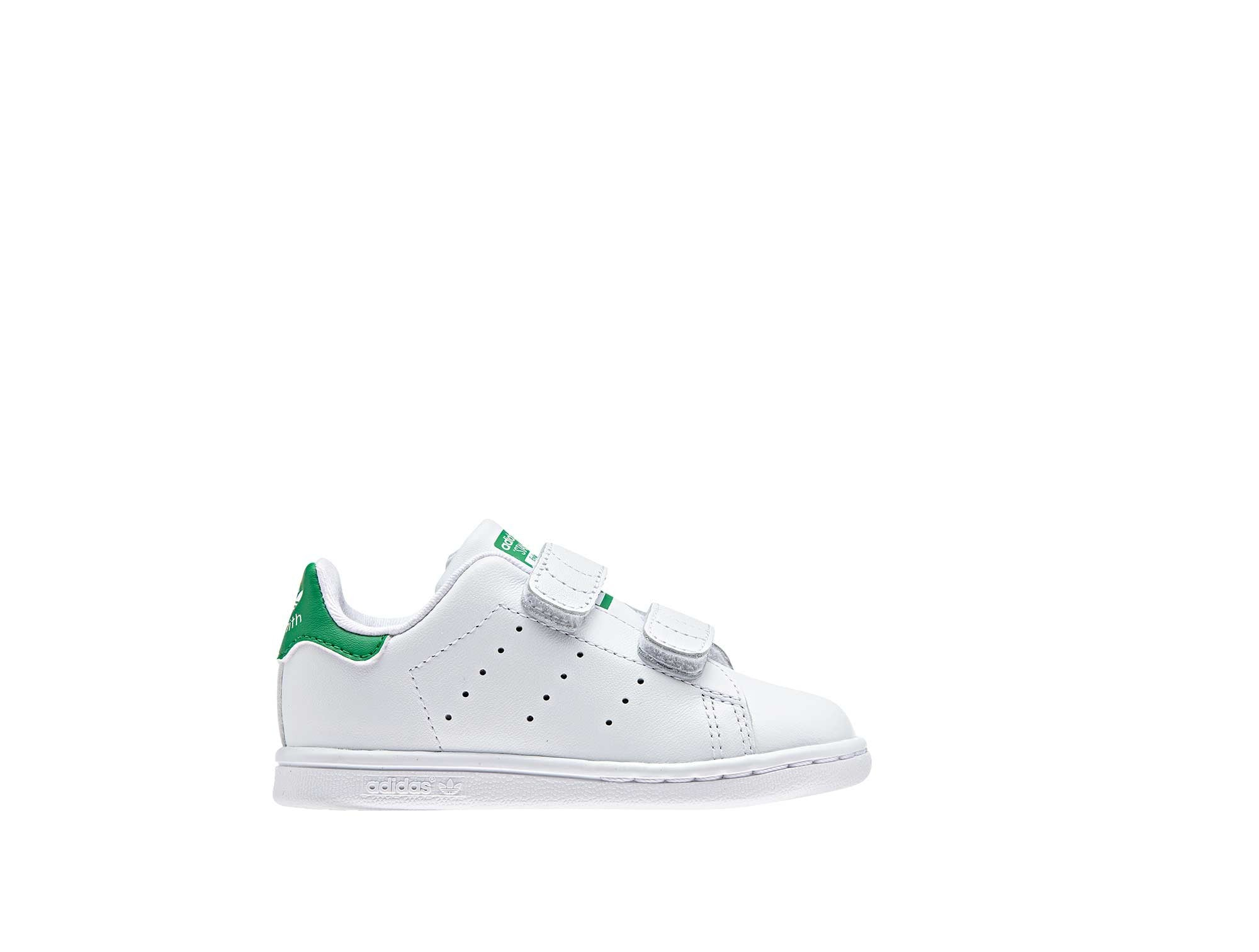 Zapatilla Adidas Stan Smith Infantil Blanco