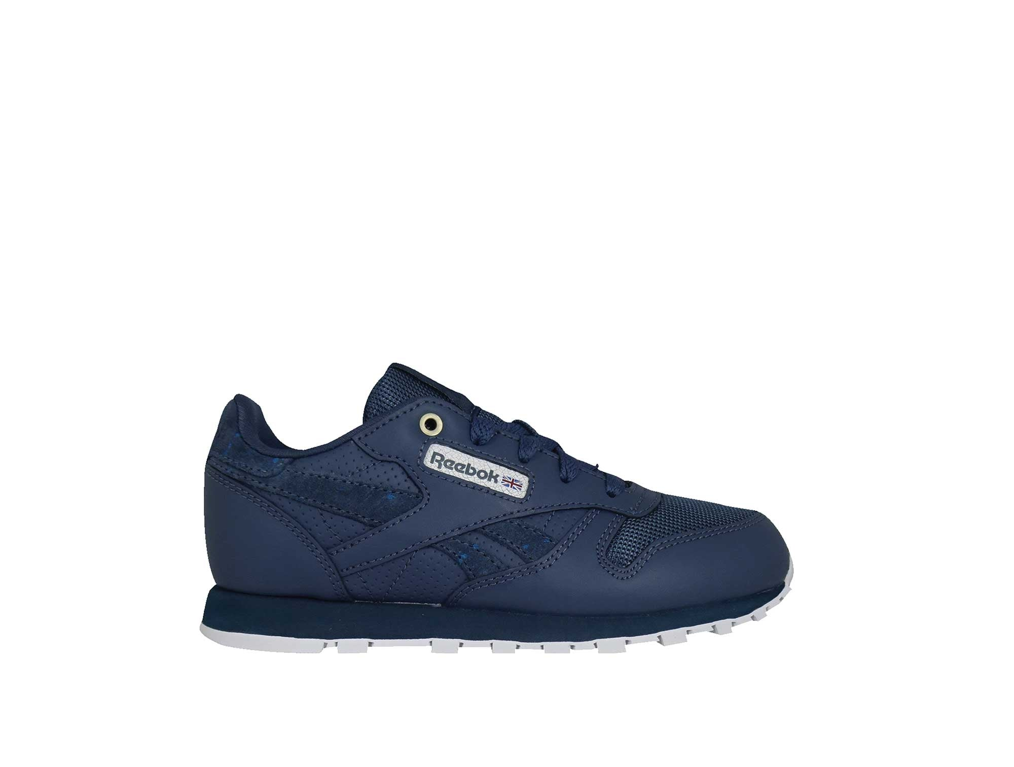 Zapatilla Reebok Cl Leather Junior