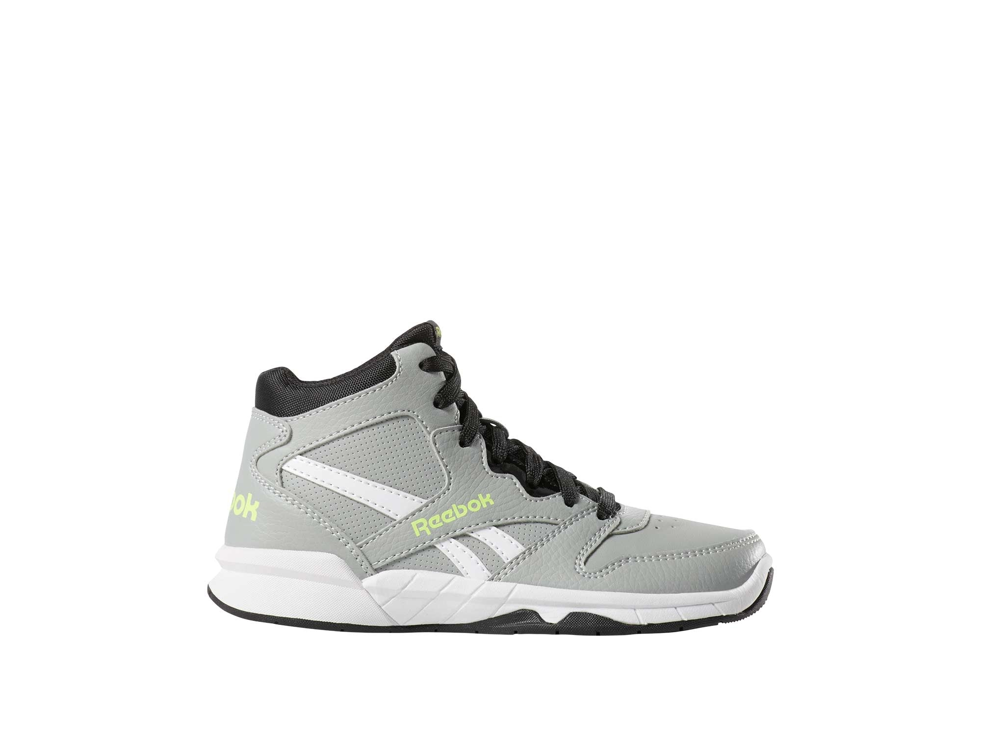 Zapatilla Reebok BB4500 Hi 2 Junior Gris