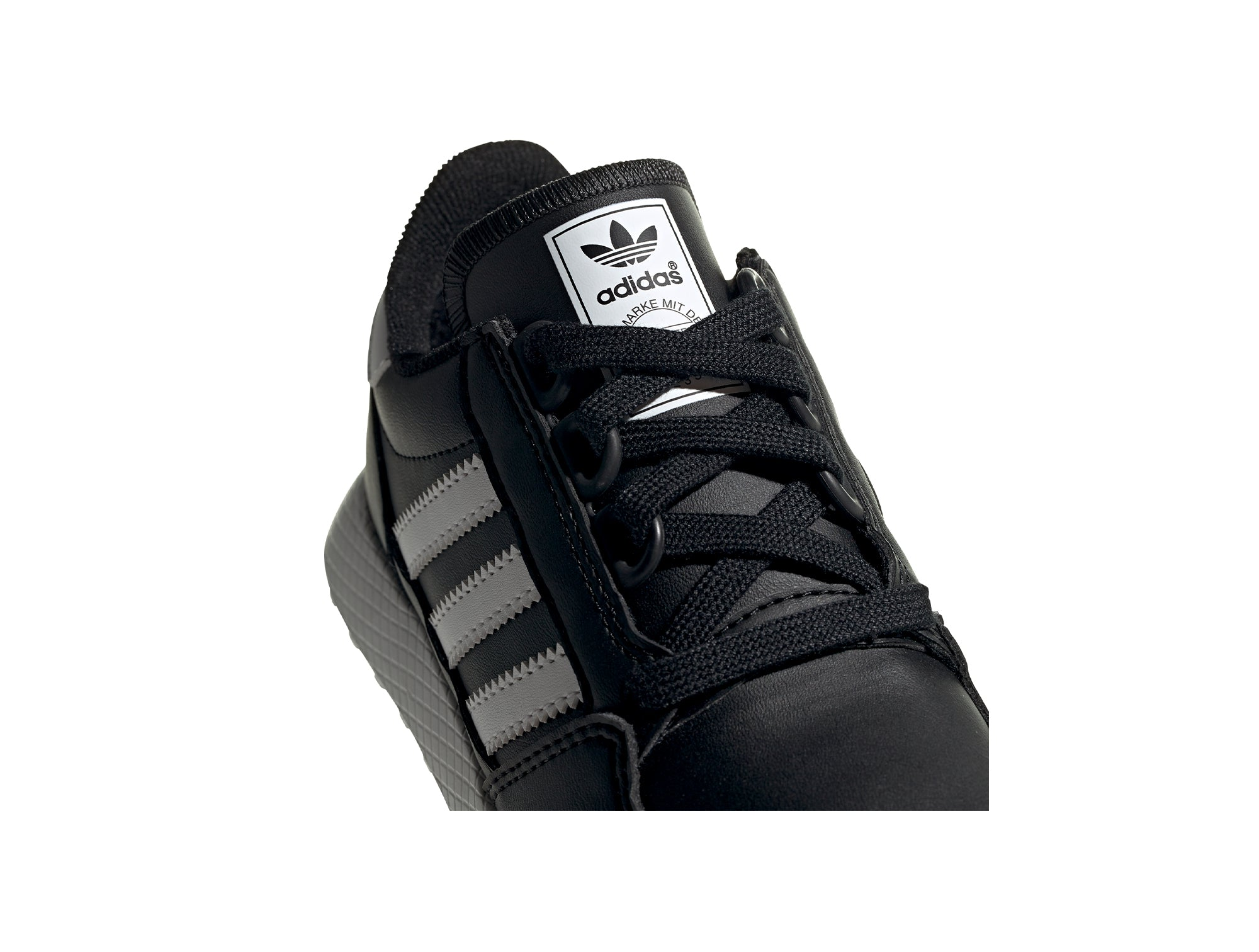 Zapatilla Adidas Forest Grove Junior Negro
