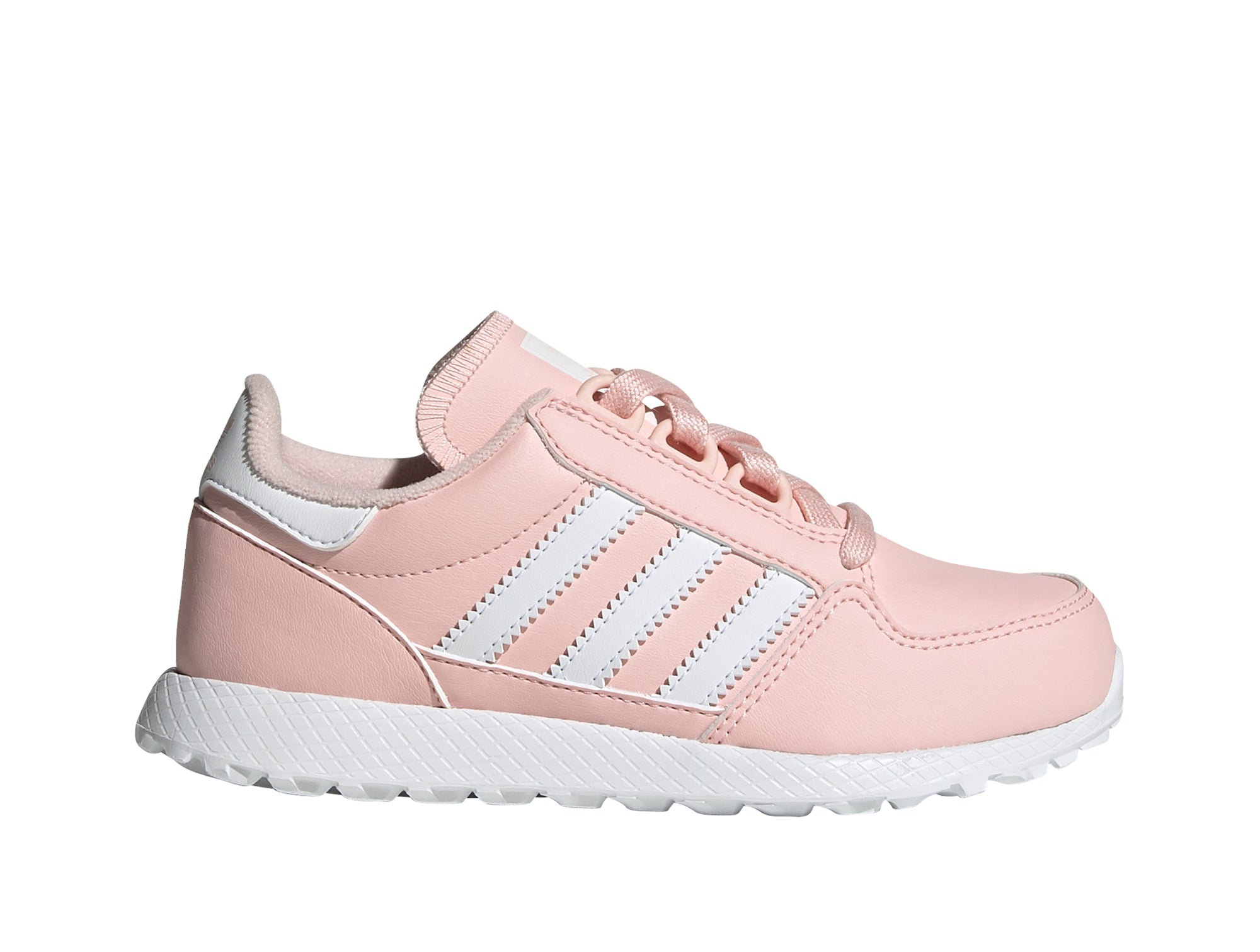 Zapatilla Adidas Forest Grove Junior Rosado