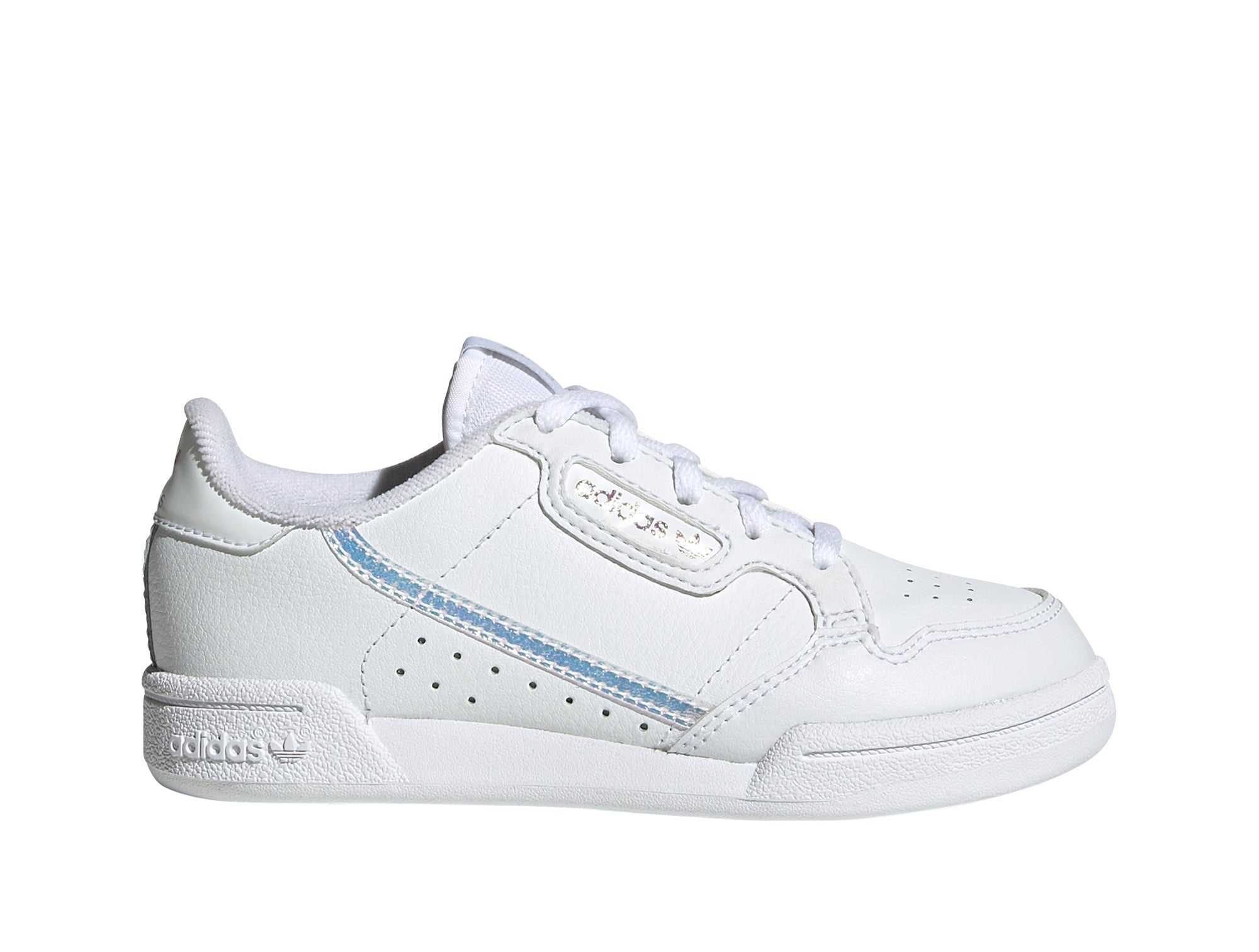 Zapatilla Adidas Continental 80 Junior Blanco
