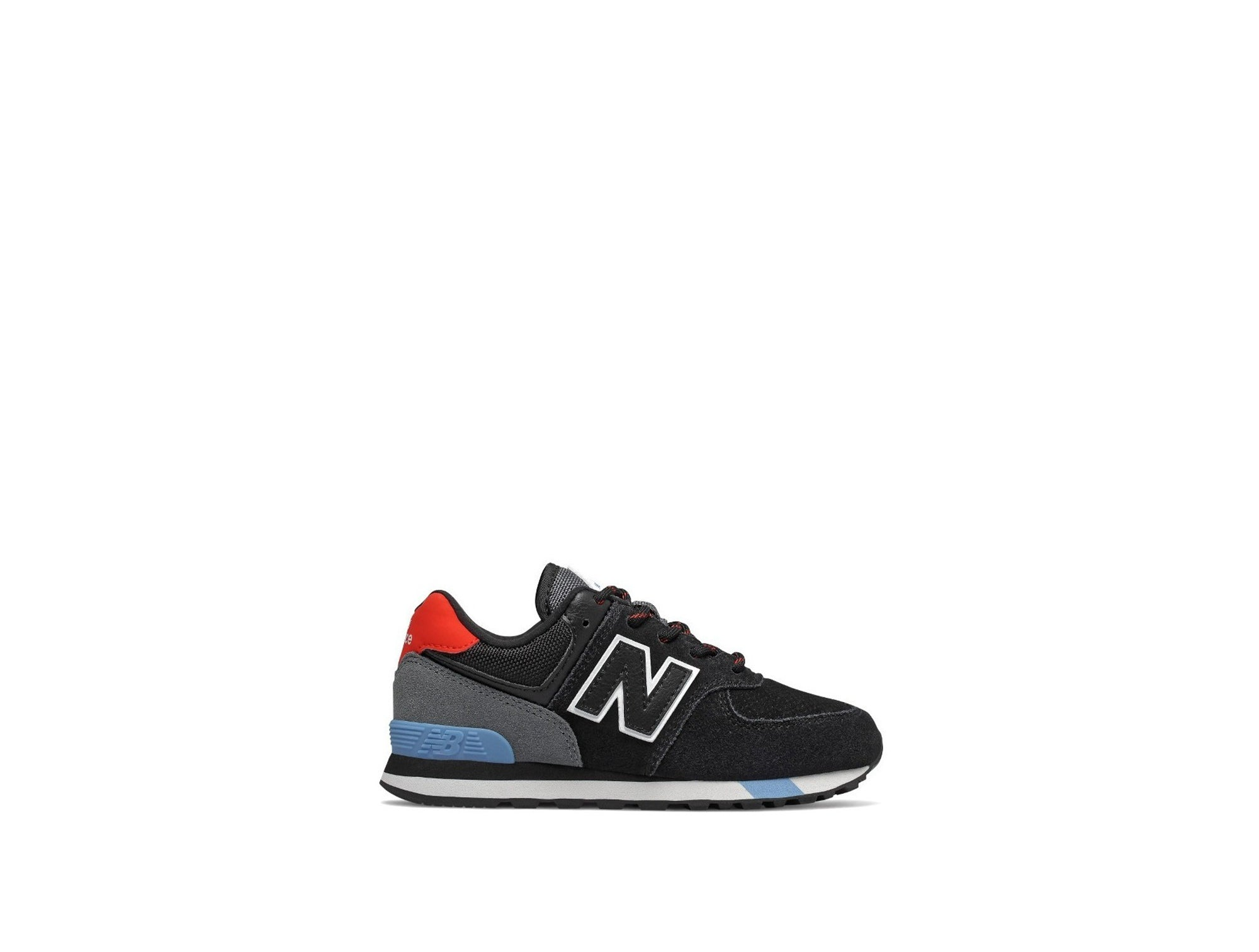 Zapatilla New Balance 574 Junior Negro