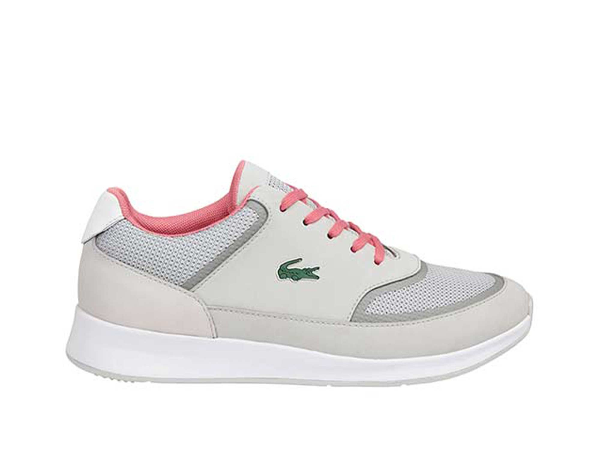 ZAPATILLA LACOSTE CHAUMONT MUJER GRIS