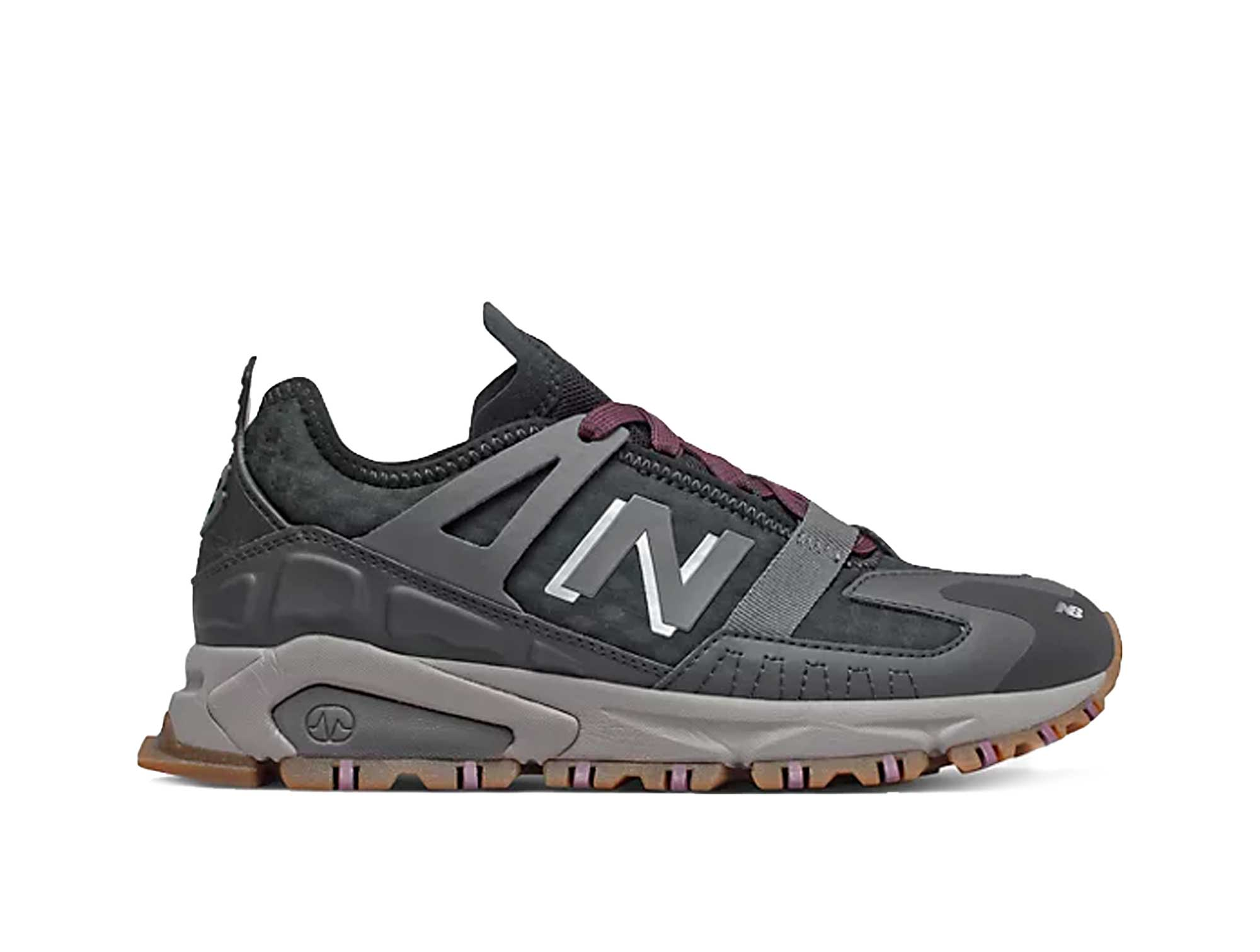 Zapatilla New Balance X-Racer Mujer Gris