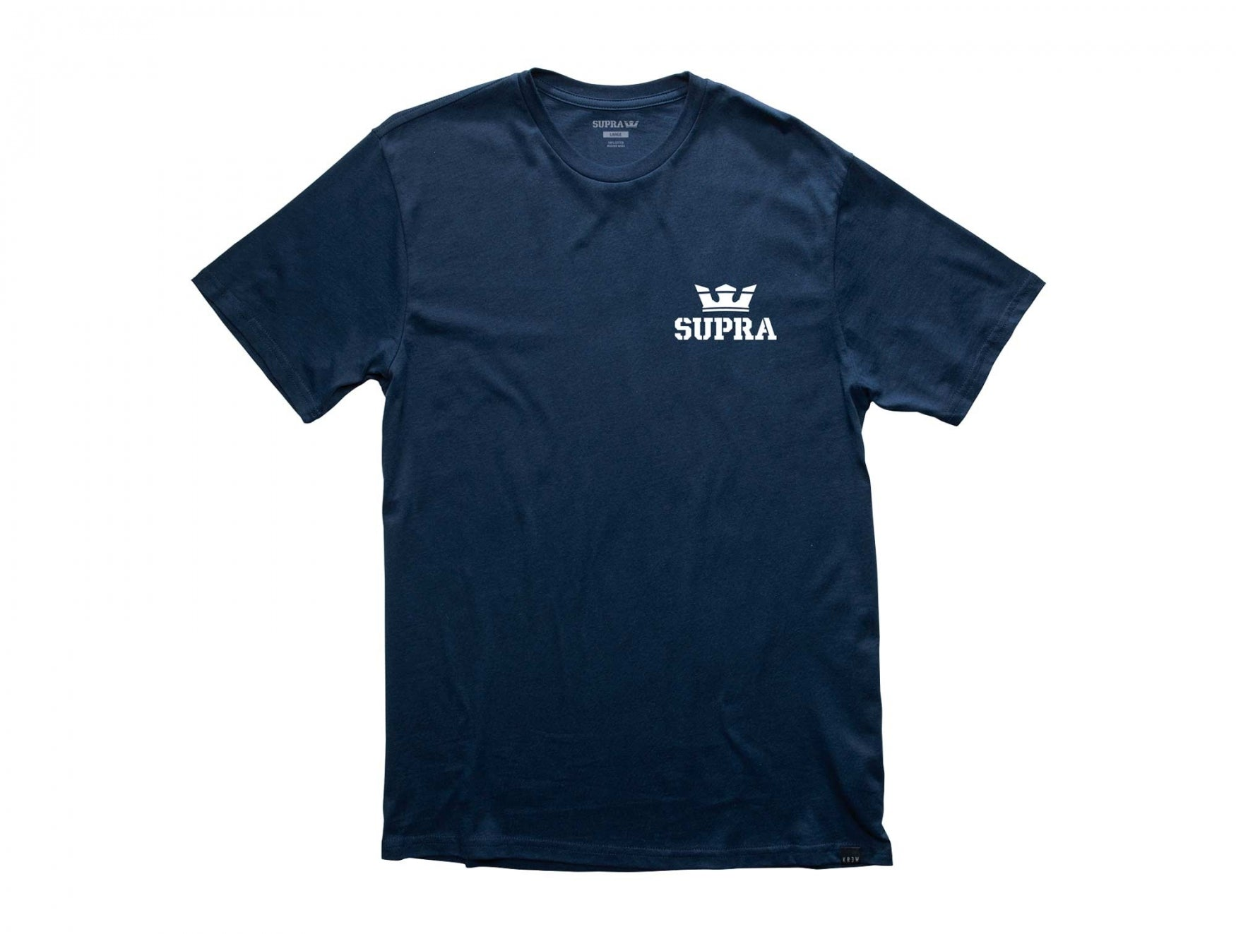 Polera Supra Mc Crown Unisex