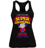 I am called super Grandmaa b'coz I have super Grandkids