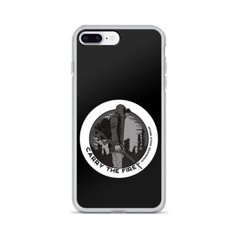 """Carry the Fire"" iPhone Case"