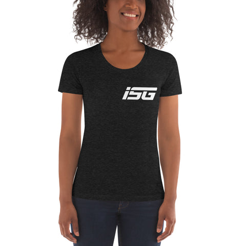 ISG Classic Team Women's Crew Neck T-shirt