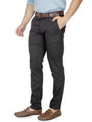 Regular Fit Cotton Trouser - 46255