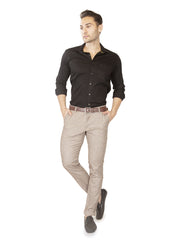 Regular Fit Cotton Trouser - 46274