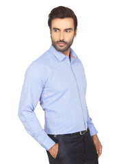 Solid Slim Fit Formal Shirt - Luxor