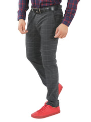 Regular Fit Formal Trouser - Ozone