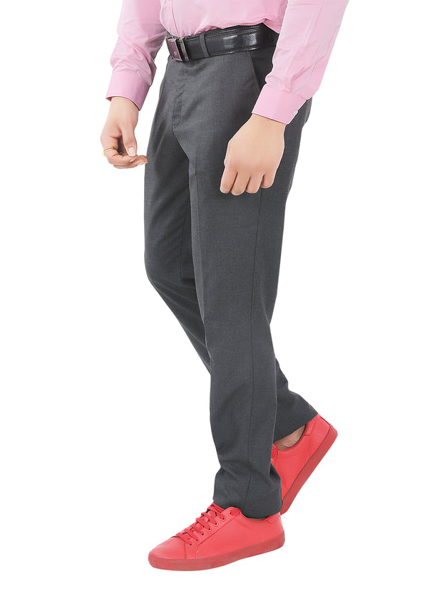 Regular Fit Formal Trouser - 36659