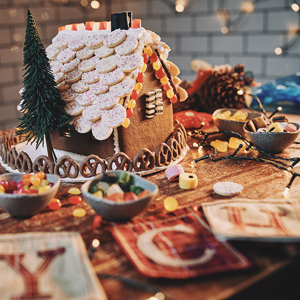 Gingerbread House Decorating Kit (Postal Delivery)