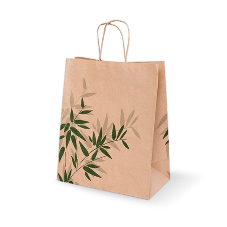 Shopper bio compostabile manico cordino - Romano Biosolution