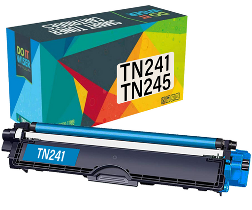Compatible Brother DCP-9017CDW Toner Cyan by Do it Wiser